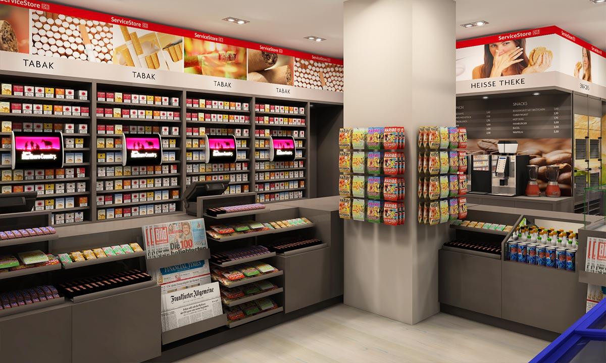 DB Service-Store