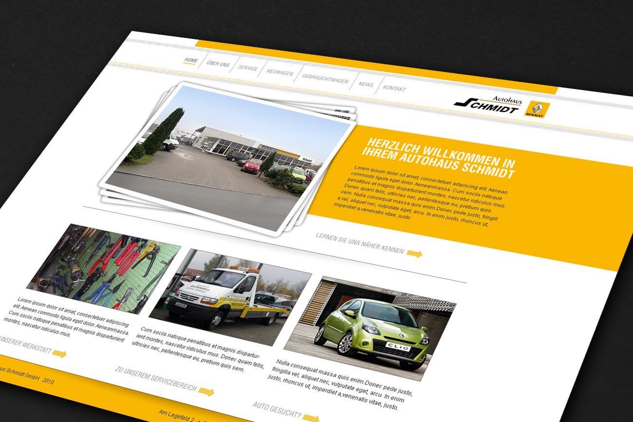Renault Autohaus Schmidt