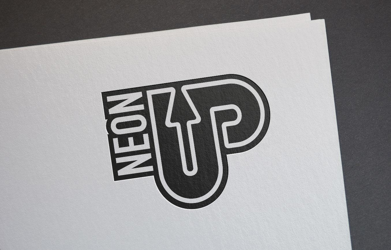 Logoentwicklung NeonUp